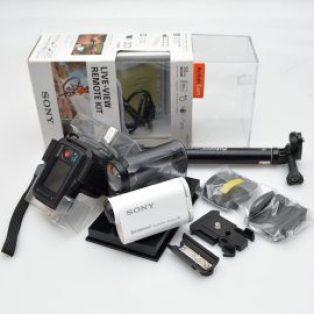 Jual Action Kamera Sony HDR-AS200V Bekas