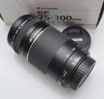 Jual Lensa Canon 75-300mm III USM Bekas