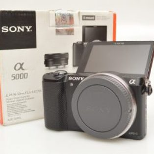 Kamera Mirrorless Sony A5000 Bekas Jual Beli Kamera Dan Laptop
