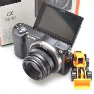 Jual Kamera Mirrorless Sony A5000 Bekas Jual Beli Kamera Dan