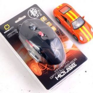 Jual Mouse Minibird M-WM-001-Black