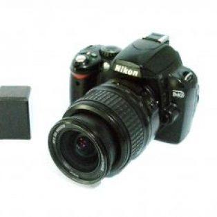 Jual Nikon D40 kamera DSLR Bekas