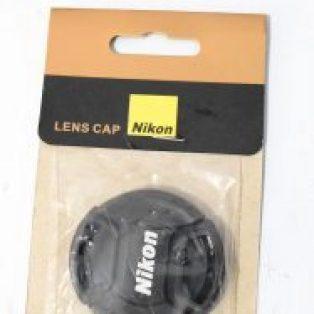 Jual Cap Lensa Nikon 52mm Baru
