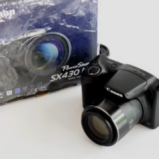 Jual Canon Power Shot SX430 IS (Like New)