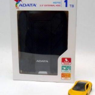 Jual ADATA HD710 Black Hard Disk Eksternal 1 TB  Baru