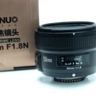 Jual Lensa Fix 50mm AFS Nikon