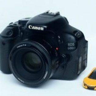 Jual Kamera Canon EOS 600D Bekas