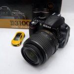 Jual Kamera 2nd Nikon D3100