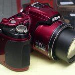 Jual Kamera Prosumer Nikon Coolpix L120 Bekas
