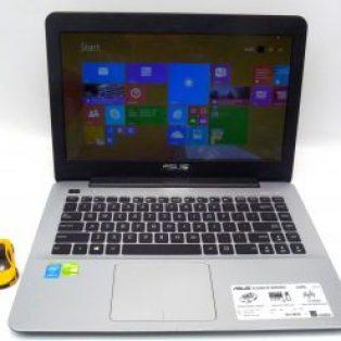 Jual Laptop Gaming Asus A455L Bekas