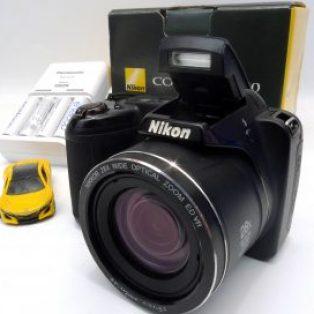 Jual Nikon CoolPix L340 Bekas