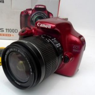 Jual Kamera 2nd Canon EOS 1100D