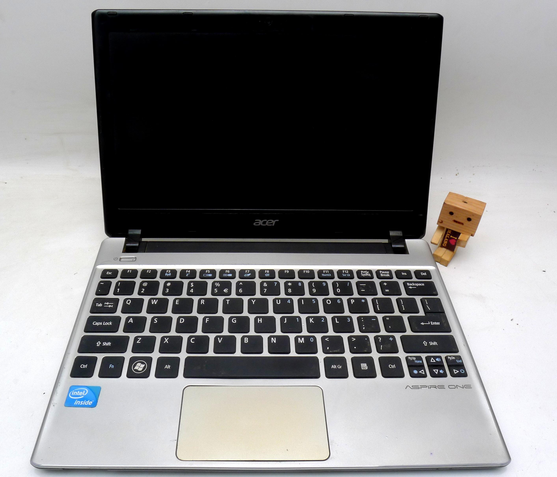 Jual Netbook Acer Aspire One 756 Bekas