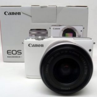 Jual Canon EOS M10 Bekas
