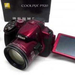 Jual Kamera Nikon Coolpix P520 Bekas