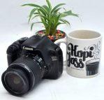 Jual Kamera DSLR Canon 1100D Bekas