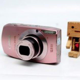 Jual Kamera Canon IXUS 310 HS Bekas