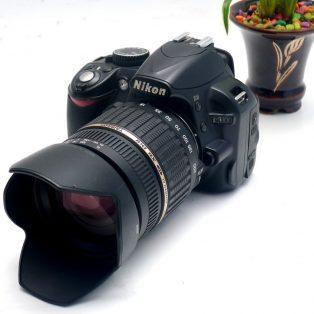 Jual Kamera Nikon D3100 & Lensa Tamron 18-200mm Bekas