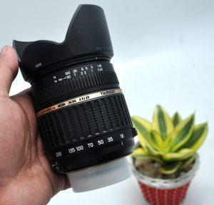 Jual Lensa 2nd Tamron 18 200mm For Nikon