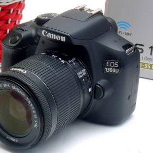 Jual Kamera DSLR Canon 1300D Bekas