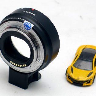Jual Adapter Canon EOS M to Canon DSLR Bekas