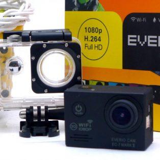 Jual Actioncam Everio EC-7 Bekas