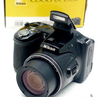 Jual Nikon Coolpix L830 Bekas