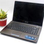 Jual Laptop 2nd ASUS K43U