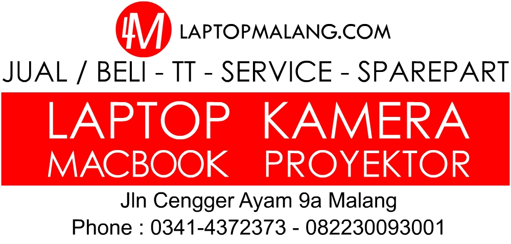 Jual Beli Kamera dan Laptop Bekas di Malang