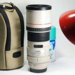 Jual Lensa Canon  300mm F4 IS USM second