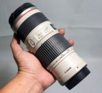 Jual Canon 70-200mm F4L IS USM second