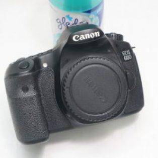 Jual Kamera DSLR Canon EOS 60D Bekas Malang