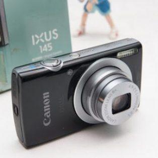 Jual kamera Poket Canon Ixus 145 Bekas