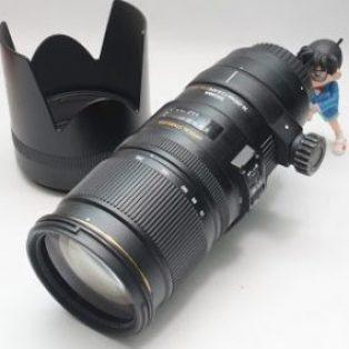 Jual Sigma 70-200mm f2.8 APO DG HSM