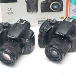 Jual Kamera Mirrorless SOny A3000