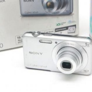 Jual Kamera Digital Sony W710