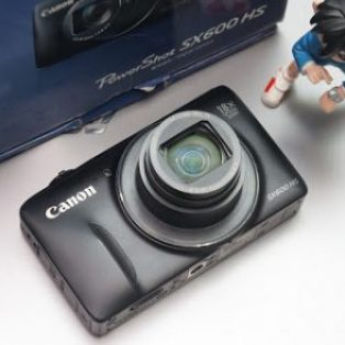 Jual Kamera Canon SX600 HS Bekas