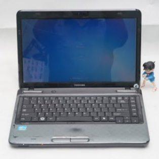 Jual Toshiba L745 – Laptop Bekas