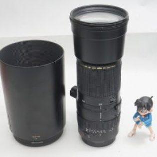 Jual Lensa Tamron 200-500mm Bekas