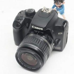 Jual Canon Eos 1000D Kamera DSLR Bekas