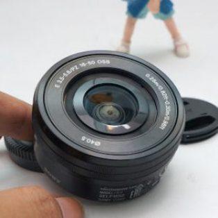 Jual Lensa Sony 16-50mm f3.5-5.6 Bekas