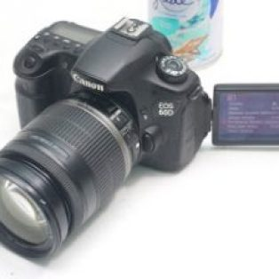 Kamera 2nd Canon Eos 60D :