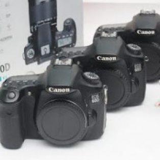 Kamera DSLR Bekas – Canon EOS 60D