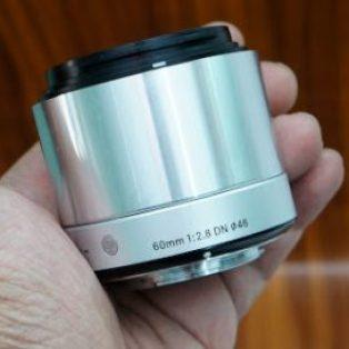 JualLensa Sigma Art 60mm f2,8 for M4/3 Olympus, Lumix Bekas