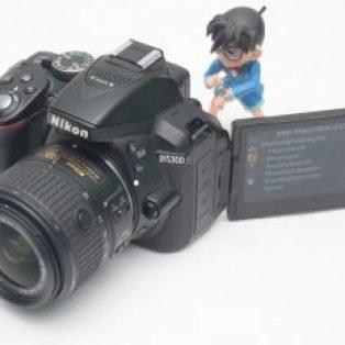 Jual Kamera DSLR Bekas Nikon D5300