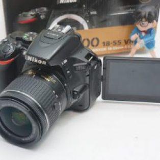 Jual Kamera Nikon D5500 Bekas
