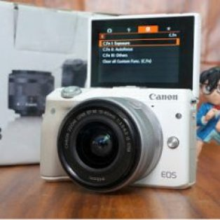 Jual Canon EOS M3Mirrorless Bekas