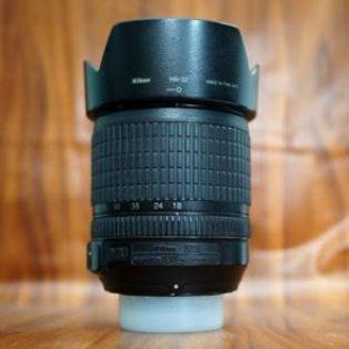 Jual Lensa Nikon 18-105VR Bekas