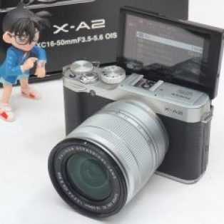 Jual Kamera 2nd Mirrorless Fujifilm X-A2