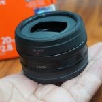 Jual Lensa Mirrorless Sony 20mm f2.8 ( E Mount )